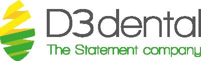D3dental-Logo