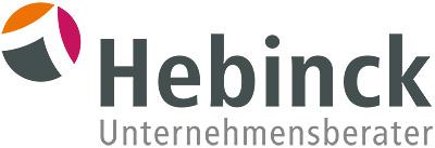 Hebinck Unternehmensberater-Logo